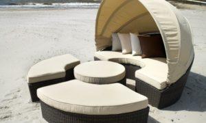 """Искусственный ротанг мебель """"Castello"""", Brafab, Швеция"""