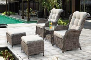 Отличная мебель для расслабления на природе! Для сада и пляжа!