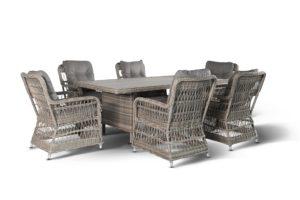 Качественная плетеная мебель фабрики 4Sis Italy для вашего патио и зоны отдыха веранды!