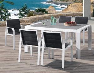Садовая алюминиевая мебель