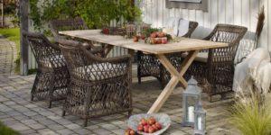 Плетеная мебель beatrice arizona iskystvorotanga предлагает купить самую красивую серию от Brafab Швеция!