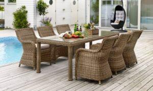 """Искусственный ротанг мебель """"Catherine"""" - это мебель Шведского производителя Brafab."""