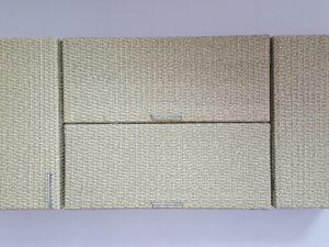 Кухонный ящик из ротанга 90см. - элемент гарнитура летней уличной кухни Rotang-Kitchen.