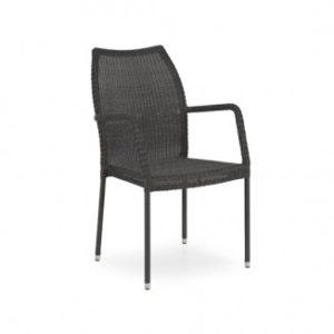 Angelica кресло арт. 1072-8 - искусственный ротанг мебель для столовой.