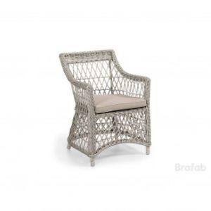 Кресло beatrice арт. 5691-5-20 armchair - сложное архитектурное плетение выглядит очень впечатляюще!