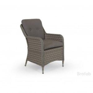 Кресло плетеное Colby armchair Арт. 51240-2-25 - входит в состав обеденной группы Colby Brafab Швеция!
