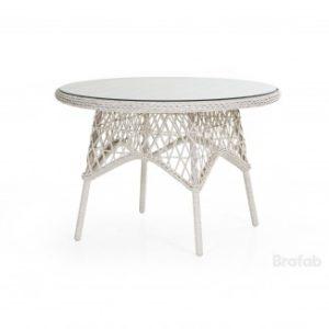Стол beatrice 110 арт. 5694-5 - круглый обеденный стол из коллекции Brafab Beatrice White!