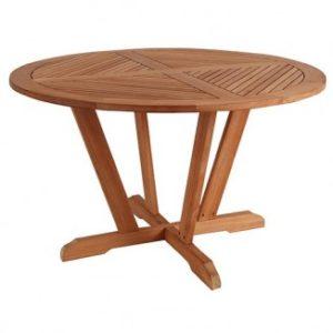 Стол из тика Bilbao Арт 1940 - садовая мебель которая работает очень долго! Brafab Швеция!