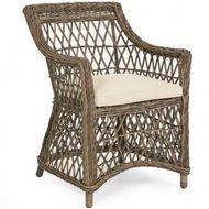 Beatrice кресло из ротанга  в коричневом цвете снова в продаже только в магазине Iskustvo-Rotanga.ru