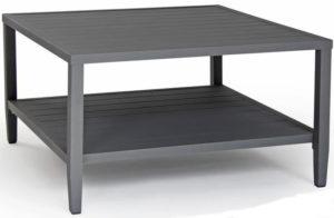 Brafab Стол Chelles, 90х90, H51 см. идеально сочетается с диваном из искусственного ротанга Somerset.