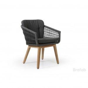 Кресло плетеное Kenton armchair Арт. 5851-07-73