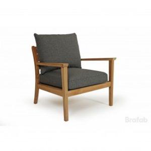 Кресло тик Chios armchair арт. 2061-73 - создайте лаунж зону на террасе! Мебель из тика служит очень долго!