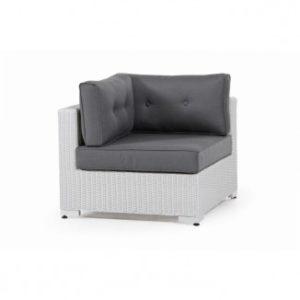 Louisiana диван из ротанга модуль угол. арт. 2515-57-59. Угол позволяет сделать диван угловой архитектуры.
