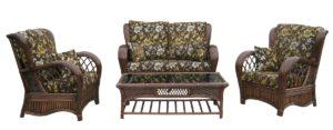 Мебель ротанг Casablanca-2 - комплект из натурального ротанга для гостиной!