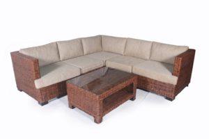 Мебель ротанг Forum - диван из ротанга и журнальный стол - натуральная мебель для вашей гостиной из Индонезии!