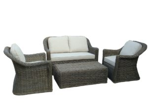 Мебель ротанг Simona гарантирует комфорт и нежность прикосновения натурального материала.