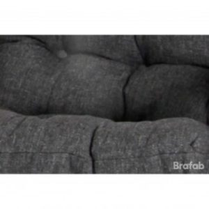 Подушка на кресло Evita grey арт. 301-73