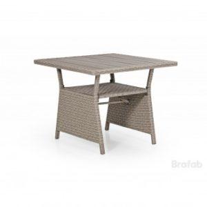 Стол из ротанга Soho 86см. - стол рассчитан на 4 персоны.