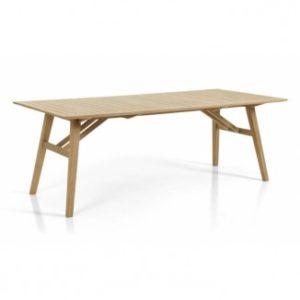 Стол из тика Chios Арт. 1955 - обеденный стол 220см. разместит 6-8 персон!