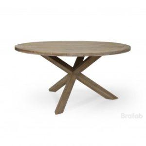 Стол из тика Eios арт. 2047 отлично смотрится, очень прочный, очень устойчивый!