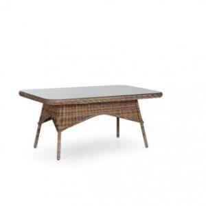 Стол плетеный 150см. Evita арт. 5646-7.