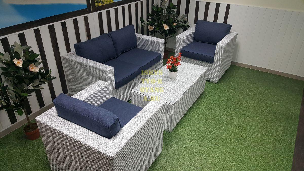 Фото-Louisiana элитная мебель из искусственного ротанга