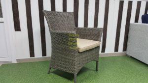 Фото-Nina natur Royal кресло из ротанга искусственного