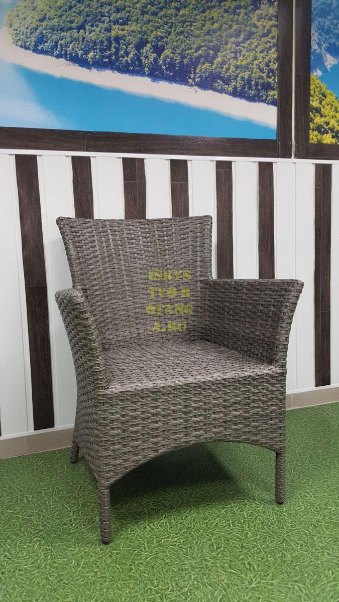 Фото-Nina natur кресло из ротанга