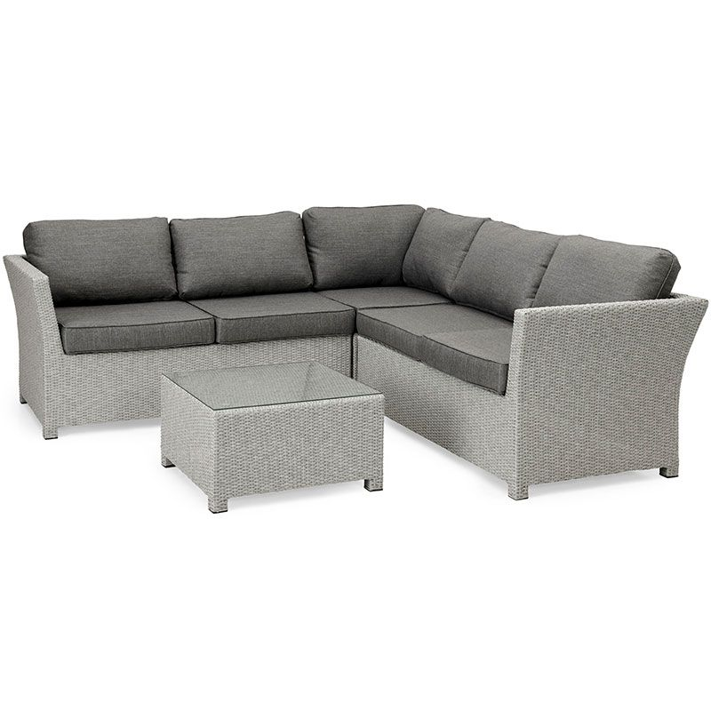 Фото-Мебель из ротангпа Adams grey Brafab