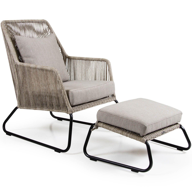 "Фото-Плетеная мебель ""Midway"" beige Brafab"
