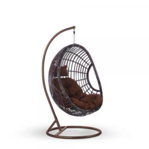 """Фото-Подвесное кресло """"Venus"""" brown"""