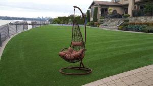 "Фото-Подвесное кресло ""ROCCO"" brown"