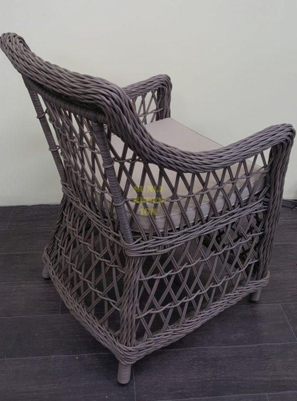 Фото-Кресло из ротанга Beatrix beige