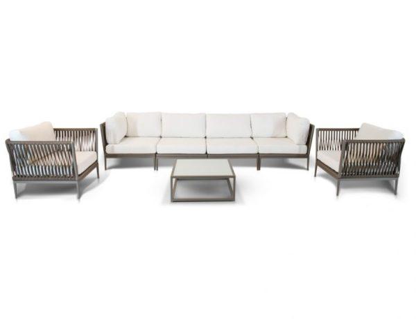 """Фото-Плетеная мебель """"Casablanca"""" lounge"""