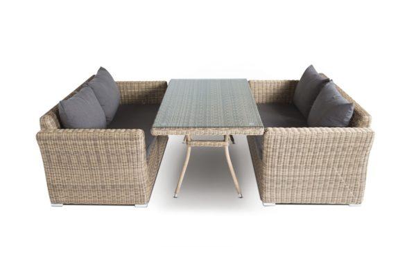 """Фото-Плетеная мебель """"Mocco"""" 2 sit"""