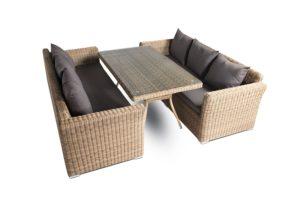 """Фото-Плетеная мебель """"Mocco"""" 3 sit"""
