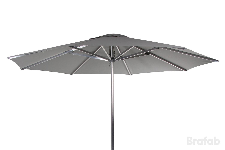 "Зонт садовый ""Empoli"" серый Brafab"