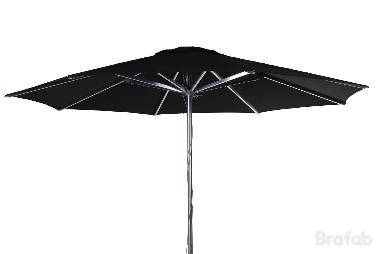 """Зонт садовый """"Empoli"""" черный Brafab"""