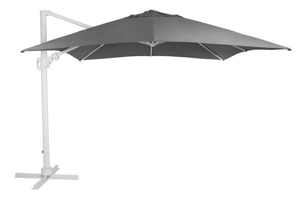 """Зонт садовый """"VARALLO"""" d300 серый Brafab"""