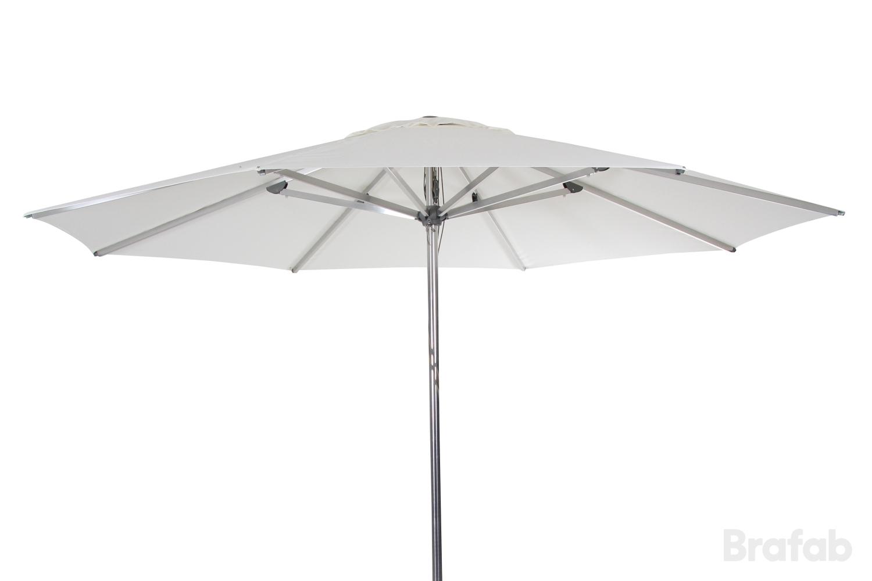 "Зонт садовый ""Empoli"" белый Brafab"