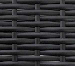 """Плетеная мебель """"Nina"""" black"""
