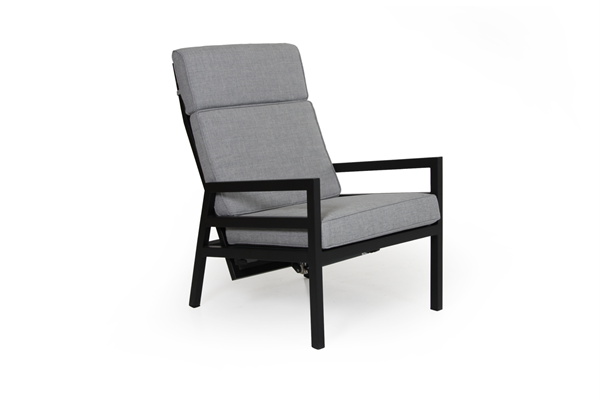 """Кресло позиционное """"Bergerac"""" black Brafab"""