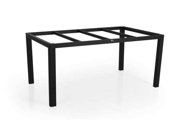 """Стол садовый """"Rodez"""" 160 black основание Brafab"""