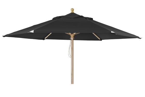 """Зонт садовый """"REGGIO"""" d300 черный Brafab"""