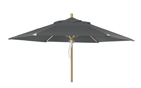"""Зонт садовый """"TRIESTE"""" d250 серый Brafab"""