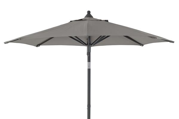 "Зонт садовый ""MALTA"" d200 серый Brafab"