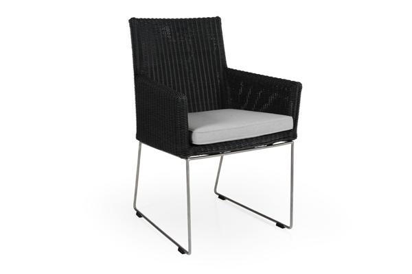 """Кресло плетеное обеденное """"Dighton"""" Brafab"""