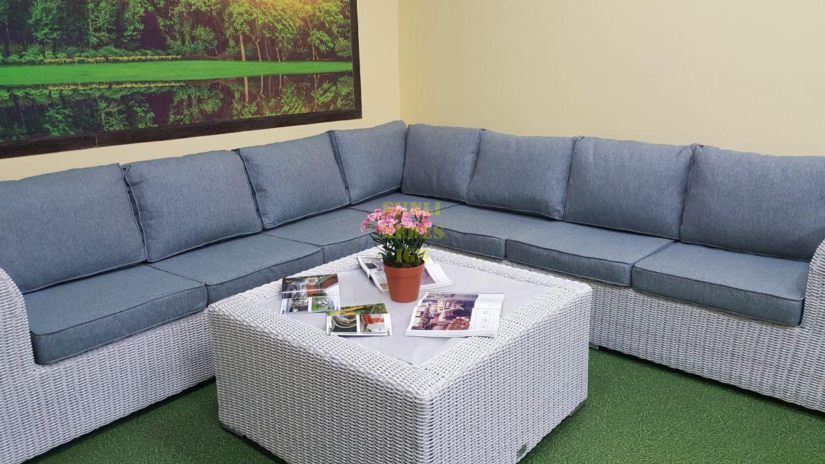 """Плетеная мебель """"Atlantic"""" lounge"""