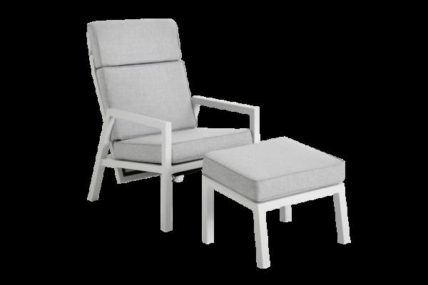 фото-Belfort relax white садовая мебель