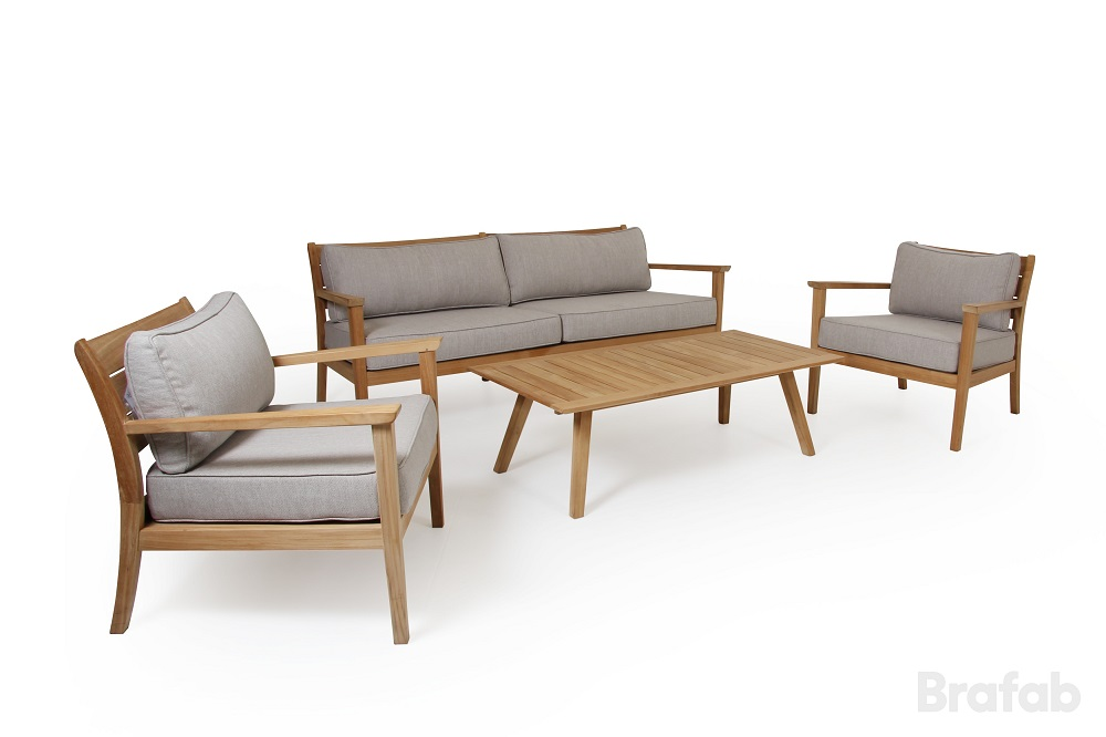 """Садовая мебель из тика """"Chios"""" lounge"""